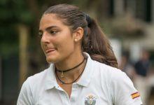 Marina Escobar lidera en el Campeonato de Madrid con López-Chacarra, segunda y el juego suspendido