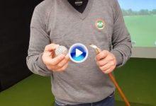 David Pastor nos muestra cómo se jugaba al golf hace un siglo, con palo y bola de la época (VÍDEO)