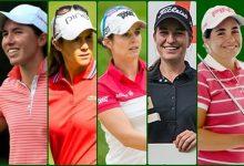 Azahara, Carlota, Recari, Luna y Mª Hernández, a por el KIA Classic a una semana del primer Grande