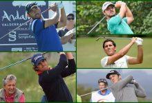 Larrazábal, Elvira, Colomo, Pigem y Fernández son los 5 españoles que se dan cita en el Indian Open
