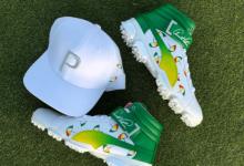 Fowler guiña el ojo a Arnold Palmer con el diseño de los nuevos zapatos que usará en Bay Hill