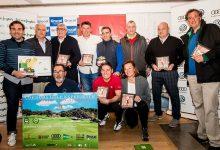 """Juanje Quirós revalidó su título en el IV Torneo de Periodistas """"Córdoba Golf Experience"""""""
