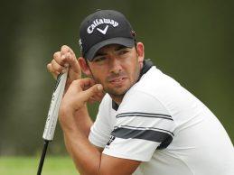 Pablo Larrazábal estará en el Open de España. Vio a Seve en el 98 y sus golpes le ayudaron e inspiraron