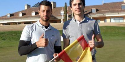 Javier Sainz y José Luis González-Courtney obtienen billete al Open de España en la previa clasificatoria