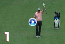 Reed, Kraft, Rose y Tiger (2), autores de los 5 golpes de la semana. Todos directamente al hoyo (VÍDEO)
