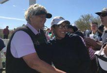 La Dama del Golf firma 63 golpes con ¡54 años! Su ronda más baja en la LPGA desde 2005 (Incl. VÍDEO)
