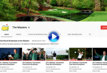 El Masters pone a disposición de todos los fans las rondas finales de los últimos 50 años (VÍDEO)