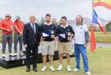 Los cántabros Raúl Toca y Jaime Herrera se adjudican el Campeonato del Mundo Dobles de P&P
