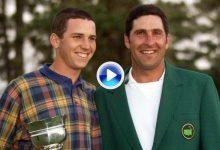 Las 5 Chaquetas Verdes: Sergio y «Ollie» fueron los grandes triunfadores en el Masters de 1999