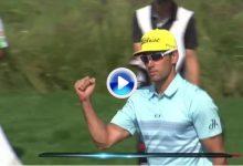 Un golpe del español Rafa Cabrera-Bello entre los 10 mejores de la historia del Indian Open (VÍDEO)