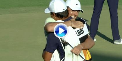 ¡Rory racheado! El enorme final de McIlroy en el Arnold Palmer, en poco más de 100″ (VÍDEO)