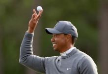 """Tiger: """"Es una lástima, pero no estuve cómodo con los hierros y me tocó jugar más conservador"""""""
