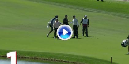 Jimmy Walker y su eagle desde el centro de la calle ocupan el primer lugar en el Top 5 del PGA (VÍDEO)