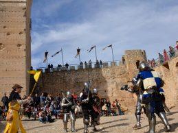 Escribe tu Cuento de Hadas en las Fiestas del Medievo de Villena ( 9, 10 y 11 de marzo)