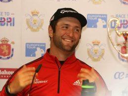 """Jon Rahm promete espectáculo en el Open: """"Vengo a ganar. Quiero ayudar al golf español a mejorar"""""""