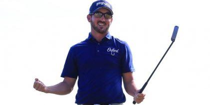 Landry madruga en su ronda y se lleva sin oposición el Valero Texas, 1ª victoria en el PGA