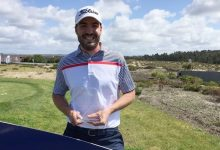 David Borda logra su primera victoria profesional en el Obidos International Open del Alps Tour