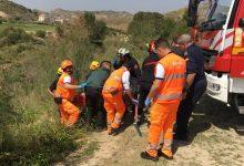 Bomberos, GC, SAMU… Así se rescató al hombre que cayó por un barranco en FDL (VÍDEO y FOTOS)
