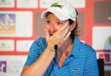 Gwladys Nocera anuncia entre lágrimas su retirada tras 15 años en el LET y 15 títulos conquistados