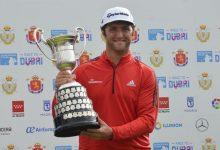 ¡Jon, pero qué bestia! Rahm ya es profeta en su tierra con un triunfo histórico en el Open de España