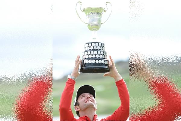 """La copa del Open de España """"voló"""" en el CNG. Luis Corralo, autor de la foto más hermosa del Open"""