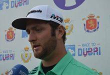 Rahm: «Estos dos días nadie ha jugado mejor que yo de tee a green, pero… hay que meter los putts»