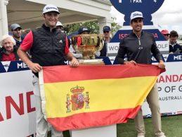 A 9 meses para terminar el período clasificatorio Jon y Rafa representarían a España en Tokio '20