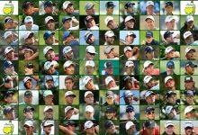 ¡Definitivo! Estos son los 87 jugadores que estarán en el Augusta National tras el triunfo de Poulter