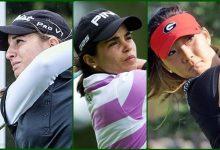 Volunteers of America, siguiente parada para Luna Sobrón, María Hernández y Harang Lee en la LPGA