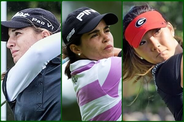 Luna Sobrón, María Hernández y Harang Lee son las tres españolas en The Colony