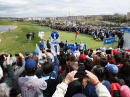 Un Open de España de récord: 47.218 espectadores acudieron al Centro Nacional durante el torneo