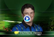 """Patrick """"Capitán América"""" Reed se pone en modo Ryder Cup con un vueltón bajo el viento (VÍDEO)"""