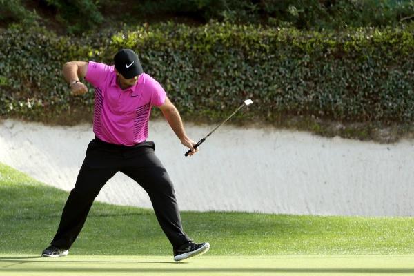 Rahm nos hace soñar con el Masters, pero deberá esperar. Reed aguanta y hace historia en Augusta