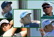 El golf español vuelve a tener a ¡5 jugadores! entre los 100 mejores del mundo 3 años y medio después