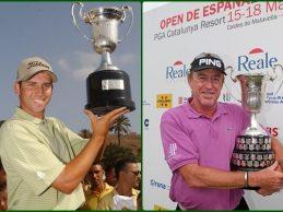 Los récords del Open de España: Jiménez el de más edad en ganar, Sergio el más joven en lograrlo…