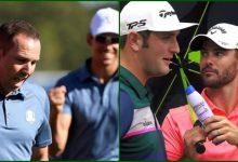 García/Cabrera-Bello y Rahm/Bryan, equipos en el Zurich Classic, único evento por parejas en el PGA