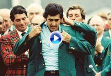 Las 5 Chaquetas Verdes: La leyenda arrancó en 1980. Seve, contigo empezó todo (VÍDEO)
