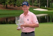 ¡Leyenda! Tom Watson gana el concurso de pares 3 a los ¡68 años! estableciendo un nuevo record