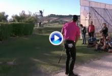 Quirós convirtió el pasado año uno de los mejores golpes de la historia del evento siciliano (VÍDEO)