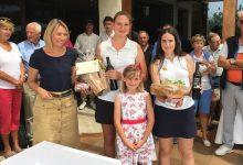 Carla Herrero y Lauren Wells se imponen en el Torneo Montgó Verd celebrado en La Sella Golf