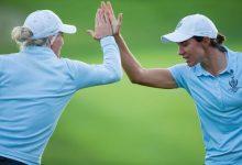 España con Otaegui/Larrazábal y Ciganda/Reid ya conocen sus rivales en el GolfSixes (Ver HORARIOS)