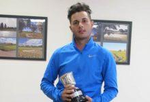 El nuevo campeón de España de 4ª Cat. gana con ¡22 golpes de ventaja! y pasa de hándicap 36,0 a 8,7