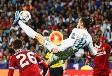 Así fue el gol de dibujos animados de Gareth Bale, una chilena que vale La Decimotercera (VÍDEO)
