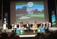 """Sevilla acogió el I Encuentro Empresarial de la AECG bajo el lema """"Juntos podemos hacer más"""""""