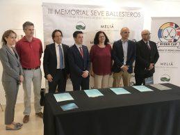 Vuelve el Memorial Seve Ballesteros a Buenavista Golf y Meliá Hacienda Del Conde (11 al 13 de mayo)