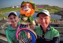 Los irlandeses Dunne y Moynihan, campeones del GolfSixes al derrotar a la pareja francesa 2-0