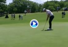 Rahm se dejó opciones de un nuevo triunfo en el PGA Tour con una deliciosa 3ª j. en Texas (VÍDEO)