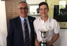 Joseba Torres Olazábal, sobrino del Gran Capitán, nuevo Campeón de España Sub16 en Font del Llop