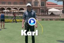 Este chico se hizo pasar por un golfista del PGA… y se la coló a los fans y a los jugadores (VÍDEO)