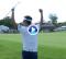 ¡Wow! Kevin Na se ganó a pulso el liderato del Fort Worth tras este colosal chip en el 18 (VÍDEO)